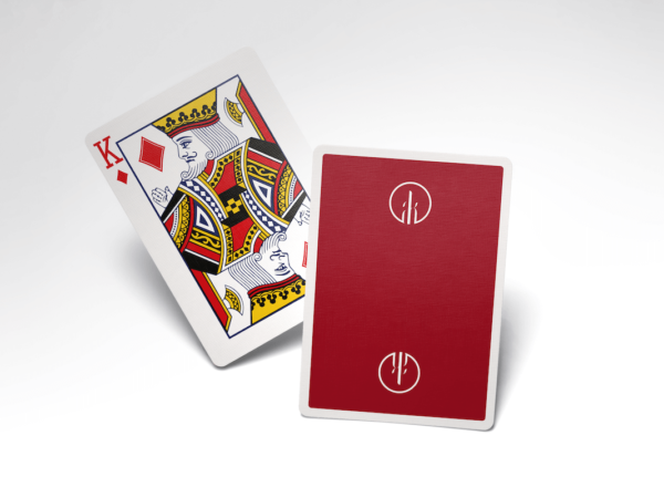 The Gentleman King of Diamonds by Kurath Playing Cards